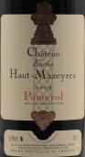 尚马龙酒庄红葡萄酒(Chateau Enclos Haut-Mazeyres,Pomerol,France)