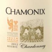 榭蒙尼珍藏霞多丽干白葡萄酒(Chamonix Reserve Chardonnay,Franschhoek Valley,South Africa)