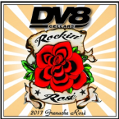 DV8酒庄摇滚桃红葡萄酒(DV8 Cellars Rockin Rose, Santa Barbara County, USA)