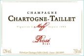 夏尔多涅-泰耶桃红极干型香槟(Champagne Chartogne-Taillet Le Rose Brut,Merfy,France)