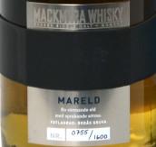麦克米拉时刻系列海洋之火瑞典单一麦芽威士忌(Mackmyra Moment Mareld Svensk Single Malt Whisky,Sweden)