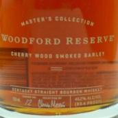 伍德福德珍藏大师系列樱桃木烟熏大麦纯波本威士忌(Woodford Reserve Master's Collection Cherry Wood Smoked ...)