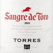 桃乐丝公牛血干红葡萄酒(Torres Sangre de Toro, Catalunya, Spain)