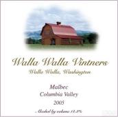 瓦拉瓦拉马尔贝克干红葡萄酒(Walla Walla Vintners Malbec, Columbia Valley, USA)
