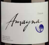 加尔斯蓝色梦幻西拉干红葡萄酒(Vina Garces Amayna Syrah, Leyda Valley, Chile)