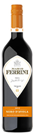 朗古特费里尼黑珍珠干红葡萄酒(Langguth Ferrini Nero d'Avola Rosso Trocken,Sicily,Italy)