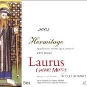 加百利美福月桂花冠埃米塔日干红葡萄酒(Gabriel Meffre Laurus Hermitage,Rhone,France)