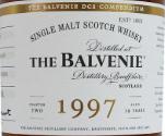 百富DCS纲要1997年份17年苏格兰单一麦芽威士忌(The Balvenie DCS Compendium 1997 Aged 17 Years Single Malt ...)