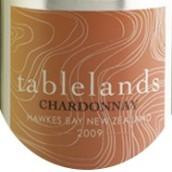 泰布勒霞多丽干白葡萄酒(Tablelands Chardonnay,Hawkes Bay,New Zealand)