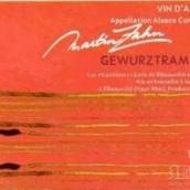 利伯维列马丁扎和琼瑶浆甜白葡萄酒(Cave de Ribeauville Martin Zahn Gewurztraminer,Alsace,France)