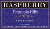 泰梅库拉拉斯伯里白葡萄起泡酒(Temecula Hills Winery Raspberry Sparkling,Temecula Valley,...)