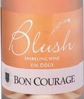 本勇气桃红半甜型起泡酒(Bon Courage Blush Sparkling Vin Doux,Robertson,South Africa)