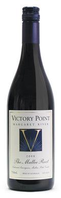 胜利角桉树根品丽珠-马尔贝克-赤霞珠混酿红葡萄酒(Victory Point The Mallee Root Cabernet Franc-Malbec-Cabernet...)