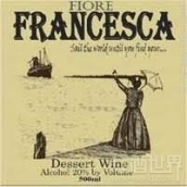 菲奥利酒庄弗朗西斯卡甜酒(Fiore Winery Francesca Sweet,Maryland,USA)
