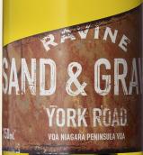峡谷酒庄沙石约克道混酿干白葡萄酒(Ravine Sand&Gravel York Road,Niagara Peninsula,Canada)