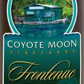 啸月酒庄芳堤娜干红葡萄酒(Coyote Moon Vineyards Frontenac,New York,USA)