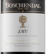 波香道尔酒庄西拉-慕合怀特-维欧尼干红葡萄酒(Boschendal SMV Shiraz-Mourvedre-Viognier,Western Cape,South ...)
