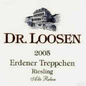 露森艾登纳天阶园顶级老藤雷司令白葡萄酒(Dr. Loosen Erdener Treppchen Alte Reben Riesling Grosses Gewachs, Mosel, Germany)