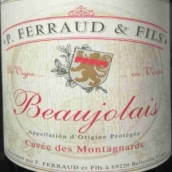 P.Ferraud&Fils Beaujolais Cuvee des Montagnards,Beaujolais,...