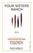 四姐妹农场限量发行蒂尔登干红葡萄酒(Four Sisters Ranch Limited Edition Tilden,Central Valley,USA)