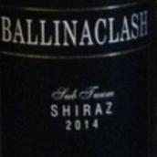 巴琳娜克拉什酒庄子图玛西拉干红葡萄酒(Ballinaclash Sub Tuum Shiraz,New South Wales,Australia)