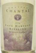 香塔尔晚收雷司令甜白葡萄酒(Chateau Chantal Late Harvest Riesling, Old Mission Peninsula, USA)