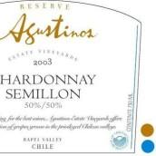 考泊拉酒庄奥古斯霞多丽珍藏干白葡萄酒(Vinedos y Bodegas Corpora Agustinos Chardonnay Reserva,Bio ...)