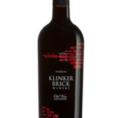 克林克老藤仙粉黛干红葡萄酒(Klinker Brick Winery Old Vine Zinfandel,Lodi,USA)