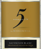 传教山五园长相思干白葡萄酒(Mission Hill Family Estate Five Vineyards Sauvignon Blanc,...)