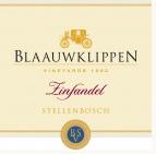 蓝岩葡萄园精选仙粉黛干白葡萄酒(Blaauwklippen Vineyard Selection Zinfandel,Stellenbosch,...)