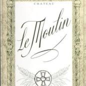 磨坊酒庄红葡萄酒(Chateau Le Moulin,Pomerol,France)