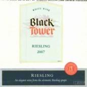 黑塔雷司令干白葡萄酒(Black Tower Riesling, Germany)
