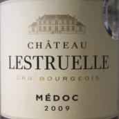 李斯特酒庄干红葡萄酒(Chateau Lestruelle,Medoc,France)