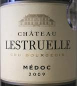 李斯特酒庄干红葡萄酒(Chateau Lestruelle, Medoc, France)