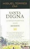 智利桃乐丝圣迪娜珍藏琼瑶浆干白葡萄酒(Miguel Torres Santa Digna Gewurztraminer Reserva,Curico ...)