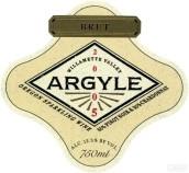 菱花干型起泡酒(Argyle Brut,Willamette Valley,USA)