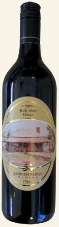 佳涵桥米莉西拉甜红葡萄酒(Jarrah Ridge Wines Milly Milly Shiraz,Perth Hills,Australia)