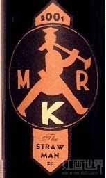赛奎农K先生稻草人甜白葡萄酒(Sine Qua Non Mr.K The Straw Man,Central Coast,USA)