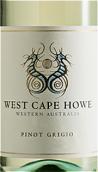西岬洞灰皮诺干白葡萄酒(West Cape Howe Pinot Gris,Great Southern,Australia)