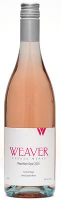韦弗桃红葡萄酒(Weaver Estate Wines Rose,Central Otago,New Zealand)