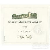 蒙大维白富美干白葡萄酒(Robert Mondavi Winery Fume Blanc,Napa Valley,USA)