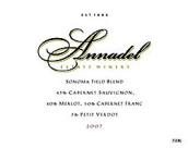 安娜代尔安妮赤霞珠-梅洛混酿红葡萄酒(Annadel Estate Winery Anni's Blend Cabernet Sauvignon-Merlot...)
