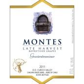 蒙特斯琼瑶浆贵腐甜白葡萄酒(Montes Late Harvest Botrytised Grapes Gewurztraminer,Curico ...)