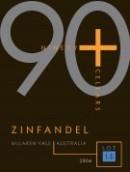 90布拉斯14号仙粉黛干红葡萄酒(90+Ninety Plus Cellars Lot 14 Zinfandel,McLaren Vale,...)
