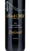 岩壁酒庄杰西园仙粉黛红葡萄酒(Rock Wall Jesse's Zinfandel,Contra Costa County,USA)