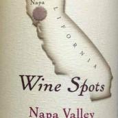 斑点纳帕赤霞珠干红葡萄酒(Wine Spots Napa Valley Cabernet Sauvignon,California,USA)