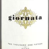 乔纳塔酒庄菲亚诺干白葡萄酒(Giornata Fiano, Paso Robles, USA)