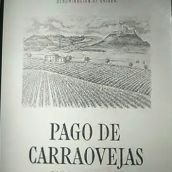 卡拉维哈斯酒庄红葡萄酒(Pago de Carraovejas,Ribera del Duero,Spain)