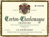 科奇(科尔登-查理曼特级园)白葡萄酒(J.-F Coche-Dury Corton-Charlemagne Grand Cru,Cote de Beaune,...)
