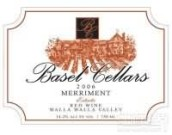 巴塞尔欢乐系列干红葡萄酒(Basel Cellars Merriment,Walla Walla Valley,USA)